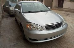 Toyota Corolla 2005 LE Silver for sale
