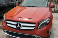 Mercedes-Benz GLA-Class 2015 Red for sale