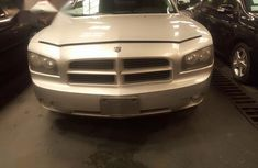 Dodge Charger 2010 Silver for sale