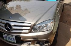 Mercedes-Benz C250 2010 Gold for sale