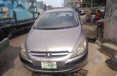 Peugeot 307 2004 Gray for sale