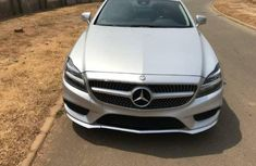 Mercedes-Benz C400 2015 Silver for sale