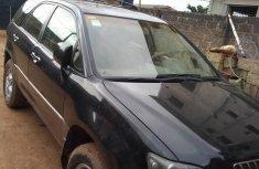 Lexus LX 2004 Black for sale