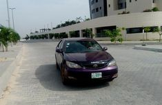 Toyota Camry 2005 Purple for sale
