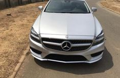Mercedes-Benz CLS 2015 Silver for sale