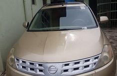 Nissan Murano 2004 SL Gold for sale