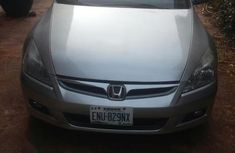 Honda Accord 2007 Sedan EX Silver for sale