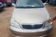 Tokumbo 2001 Toyota corolla sport for sale