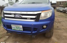 Ford Ranger 2012 Blue for sale