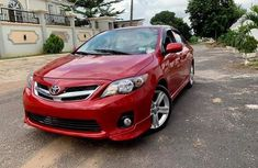 2012 Toyota Corolla for sale in Lagos for sale