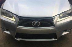Lexus GS 2014 Silverfor sale