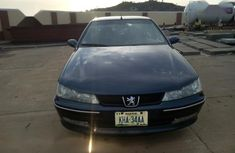 Peugeot 406 2002 Coupe 2.2 Blue for sale