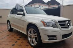 Mercedes-Benz GLK350 2012 White for sale