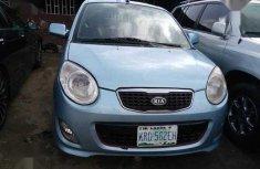 Kia Picanto 2010 1.1 EX Automatic Bluefor sale