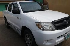 Toyota Hilux 2008 Manual Petrol ₦4,500,000for sale