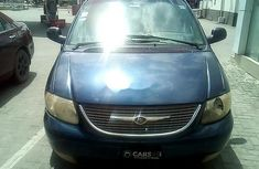 2001 Chrysler Town for sale in Lagos