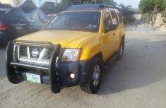 Nissan Xterra 2008 Yellowfor sale