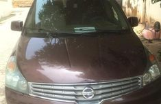 Nissan Quest 2007 Purple for Sale