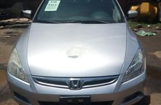 Honda Accord 2007 Sedan EX-L V-6 Automatic Silver for sale