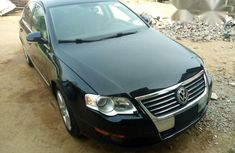 Volkswagen Passat 2009 Black for sale
