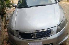 Honda Accord 2008 3.5 EX-L Automatic Gray for sale