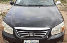 Kia Cerato 2004 2.0 Black for sale