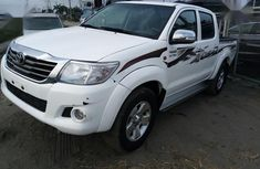 Toyota Hilux 2014 Whitefor sale