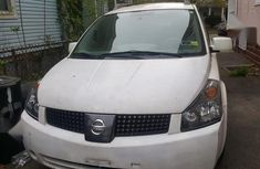Nissan Quest 2006 3.5 S Special Edition White for sale