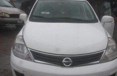 Nissan Versa 2007 Whitefor sale