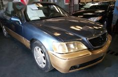 Acura RL 2000 Blue for sale