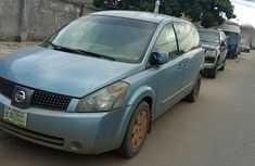 Nissan Quest 2000 Blue for sale