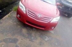 Toyota Camry 2010 Hybrid Redfor sale