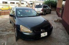 Honda Accord 2005 Automatic Green for sale