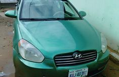 Hyundai Accent 2006 1.6 GLS Green for sale