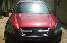 Honda CR-V 2.0i ES Automatic 2005 Red for sale