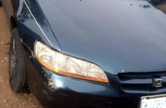 Honda Accord 1999 EX Blue for sale