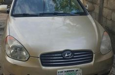 Hyundai Accent 2006 1.6 GLS Gold  for sale