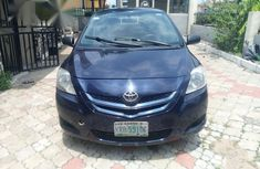 Toyota Yaris 2008 1.8 TS Blue for sale