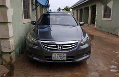 Honda Accord 2010 Sedan EX Automatic Gray for sale