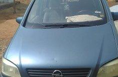 Opel Zafira 1999 1.8 Blue for sale
