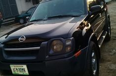 Nissan Xterra Automatic 2003 Black for sale