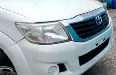 Toyota Hilux 2.7 VVT-i SRX 4x4 2012 White for sale