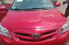 Toyota Corolla 2012 Redfor sale