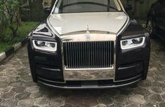 New Rolls-Royce Phantom 2019 Gold for sale