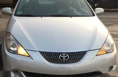 Toyota Solara 2006 Silver for sale