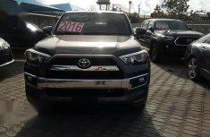 Toyota 4-Runner 2016 Grayfor sale