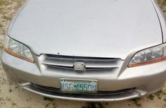 Honda Accord Coupe 2000 Silver for sale