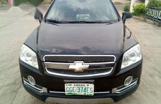 Chevrolet Captiva 2.4 LT 2009 Black for sale