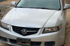 Acura TSX 2004 Automatic Silver for sale