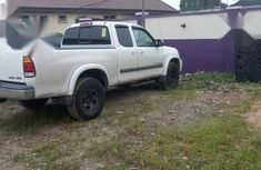 Toyota Tundra 2003 Automatic White for sale